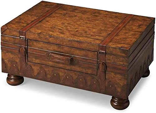 Deal of the week: Butler Home Decor Trunk Table Finish Type