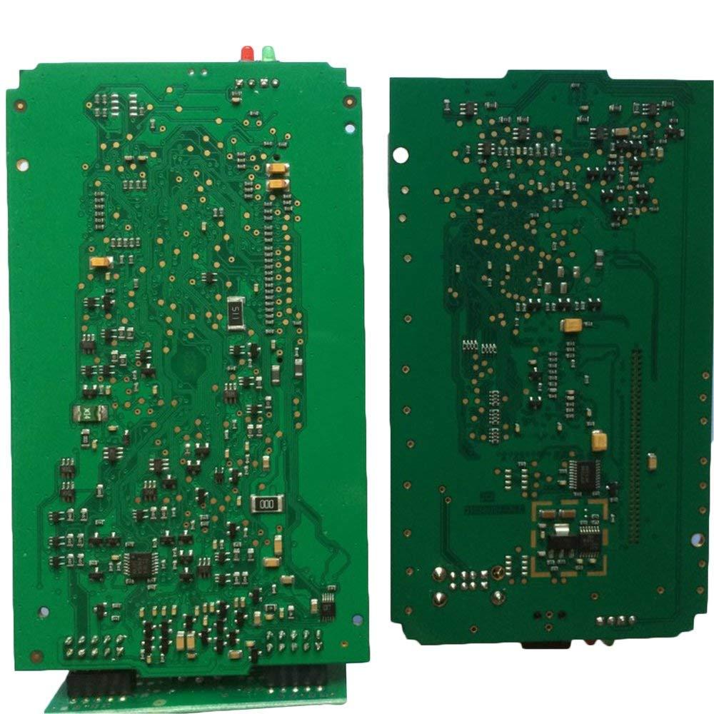 Can Clip V178 for Renault Diagnose OBD2 Diagnostic Interface Scanner Tool black
