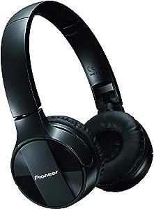 Pioneer Home Wireless Bluetooth Stereo H, Black (SE-MJ553BT-K)
