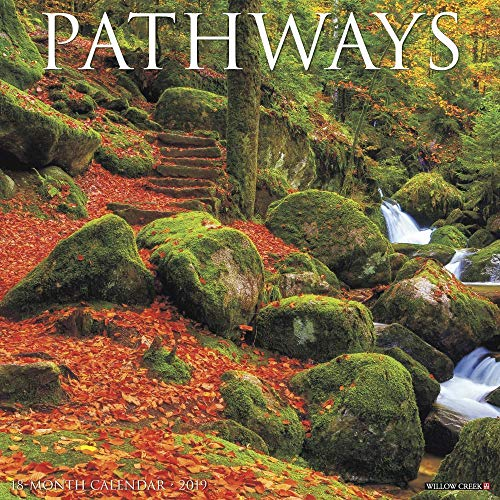 Pathways 2019 Wall Calendar