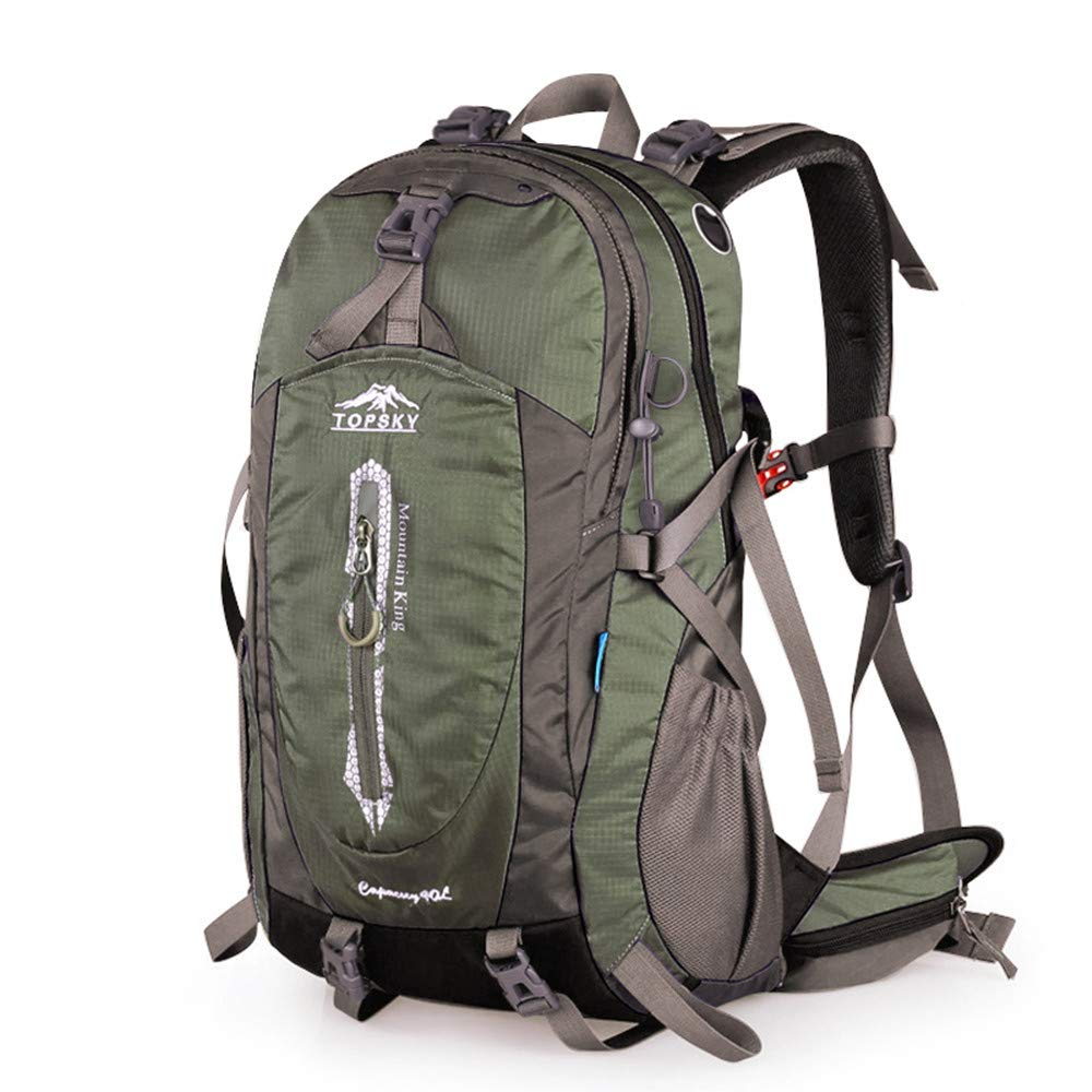 c4f162c75214 TOPSKY Outdoor Sports Waterproof Camping Hiking Internal Frame Backpack 40L  50L Unisex Lightweight Travel Daypacks with Rain Cover