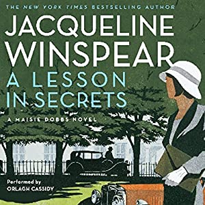 A Lesson in Secrets Audiobook