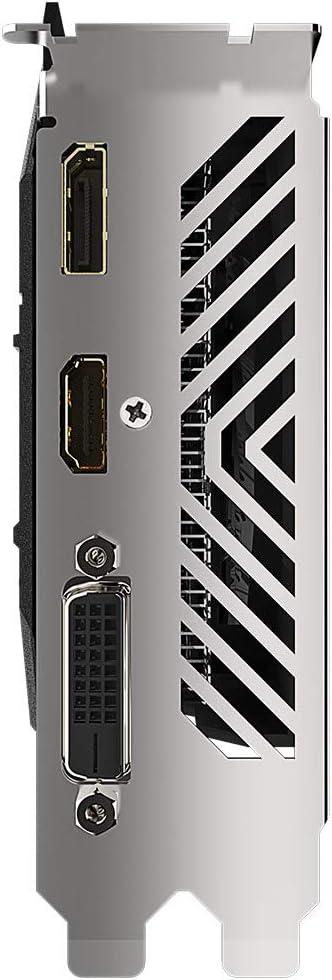 Gigabyte GeForce GTX 1650 Super Windforce OC 4G Tarjeta gráfica, 2 ...