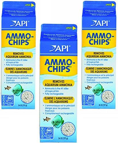 (3 Pack) API Ammo-Chips, Net Weight 26-Ounce Each -