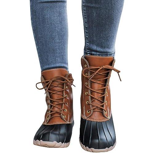 Duck Boots: Amazon.com