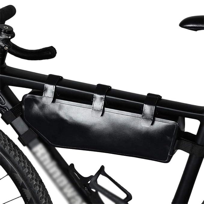 Bolsa cuadro de la bicicleta Marco de bolsa de bicicleta a prueba ...