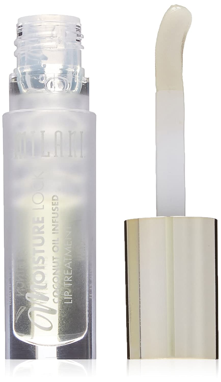 Milani Moisture Lock Oil Infused Lip Treatment, Moisturizing Almond Cocoa, 0.10 Ounce