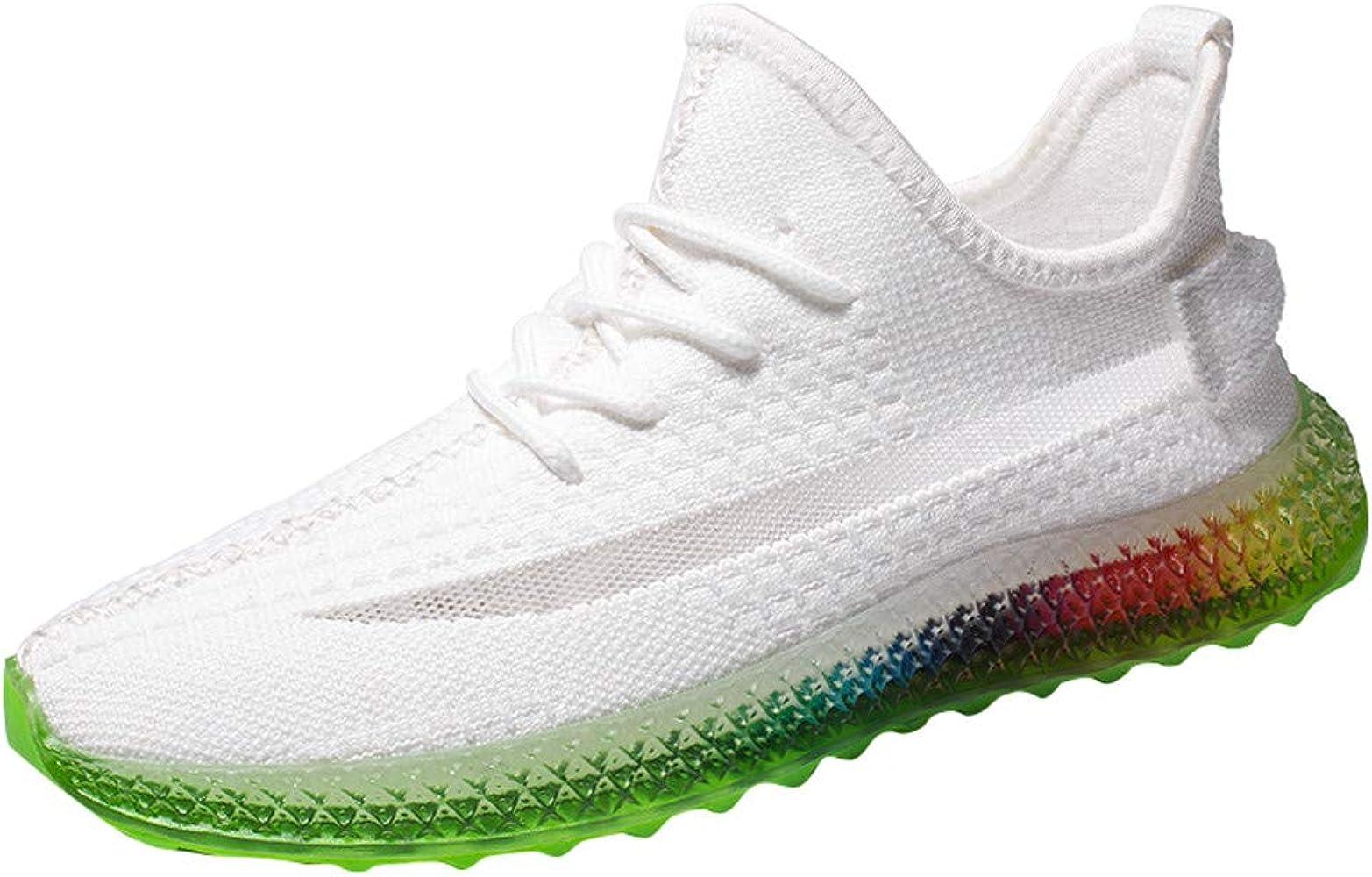 Hombre Zapatillas Deporte Realde Rainbow Air Cushion Zapatillas de ...