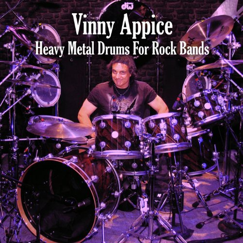 heavy metal drums for rock bands by vinny appice on amazon music. Black Bedroom Furniture Sets. Home Design Ideas