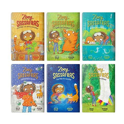 Zoey and Sassafras Books 1-6 Pack