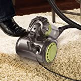 eureka airexcel compact no loss of suction canister vacuum 990a