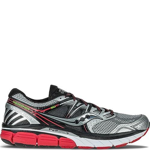 82cde1d36b Saucony Men's Redeemer ISO Road Running Shoe
