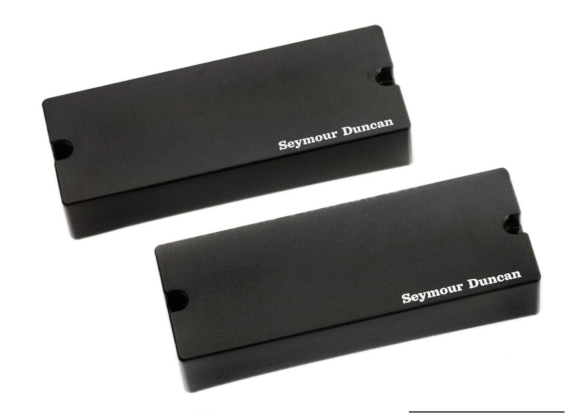 Amazon.com: Seymour Duncan SSB5S Phase II Passive Soapbar 5 String Bass  Pickup Set: Musical Instruments