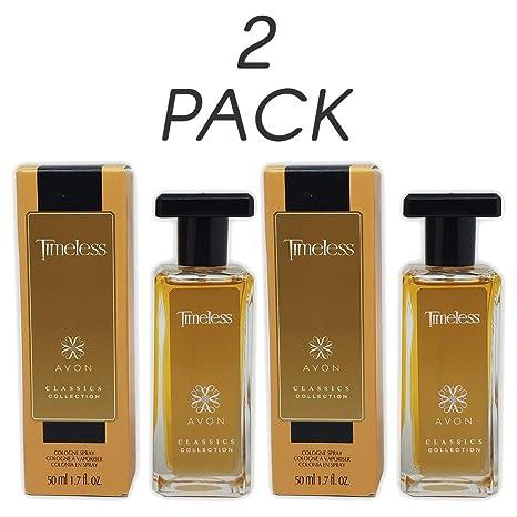 Amazon.com: Avon Classics Timeless Colonia spray 1.7 OZ ...