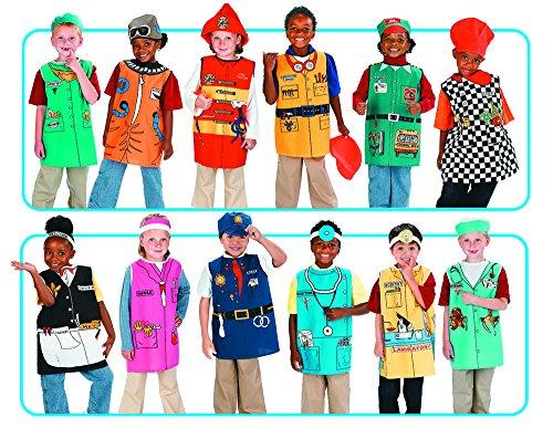 Becker's School Supplies Dexter's Dress Ups Complete Set, (Set of 12)