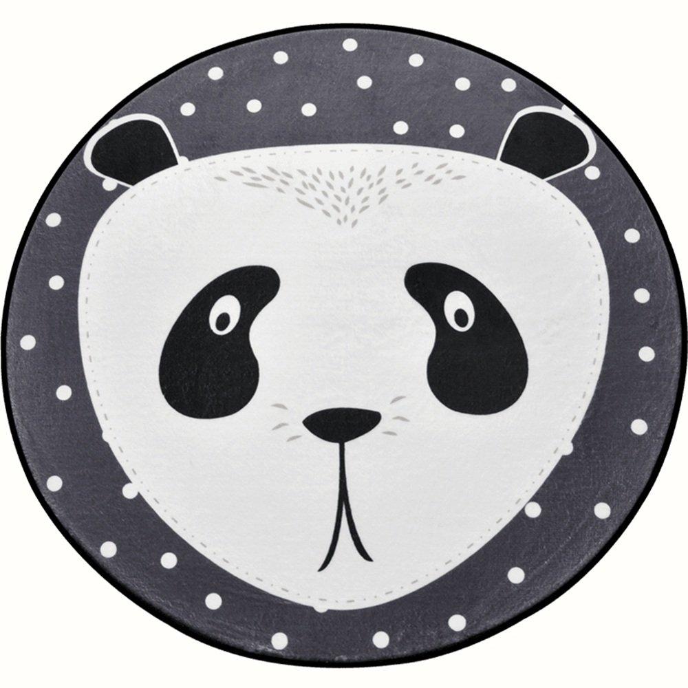 ZHIRONG カーペット円形ファッション漫画家庭用ラグ(サイズ複数選択) ( サイズ さいず : 150cm ) 150cm  B07B8CD6S6