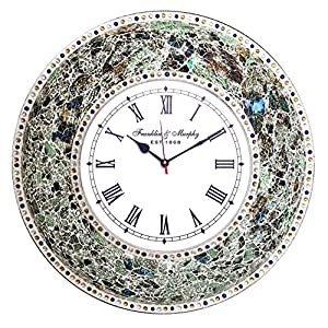 61NC1fKybxL._SS300_ Coastal Wall Clocks & Beach Wall Clocks