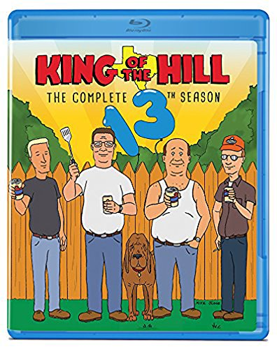 King of the Hill: Season 13 [Blu-ray]