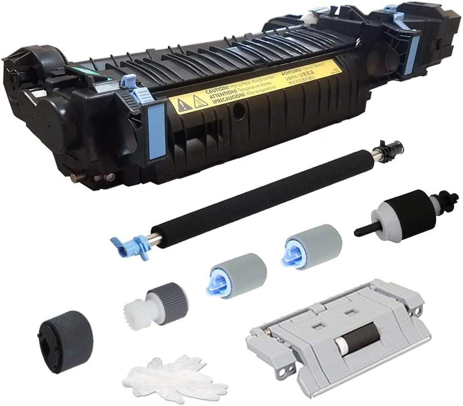 Altru Print CE484A-MK-DLX-AP Deluxe Maintenance Kit for HP Color Laserjet CP3525 / CM3530 / M570 / M575 (110V) Includes RM1-4955 Fuser, Transfer Roller, Tray 1-3 Rollers