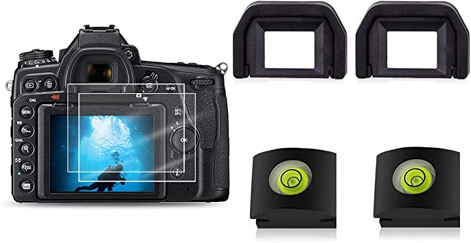 Viewfinder Eyecup Eyepiece Fits for Canon EOS800D Attached with Spirit Level