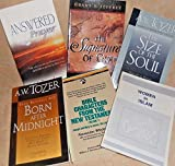 img - for 6 BOOK Special: Signature of God, Answered Prayer, Bible Characters from the New Testament, Born After Midnight, Size of the Soul AND Women in Islam book / textbook / text book