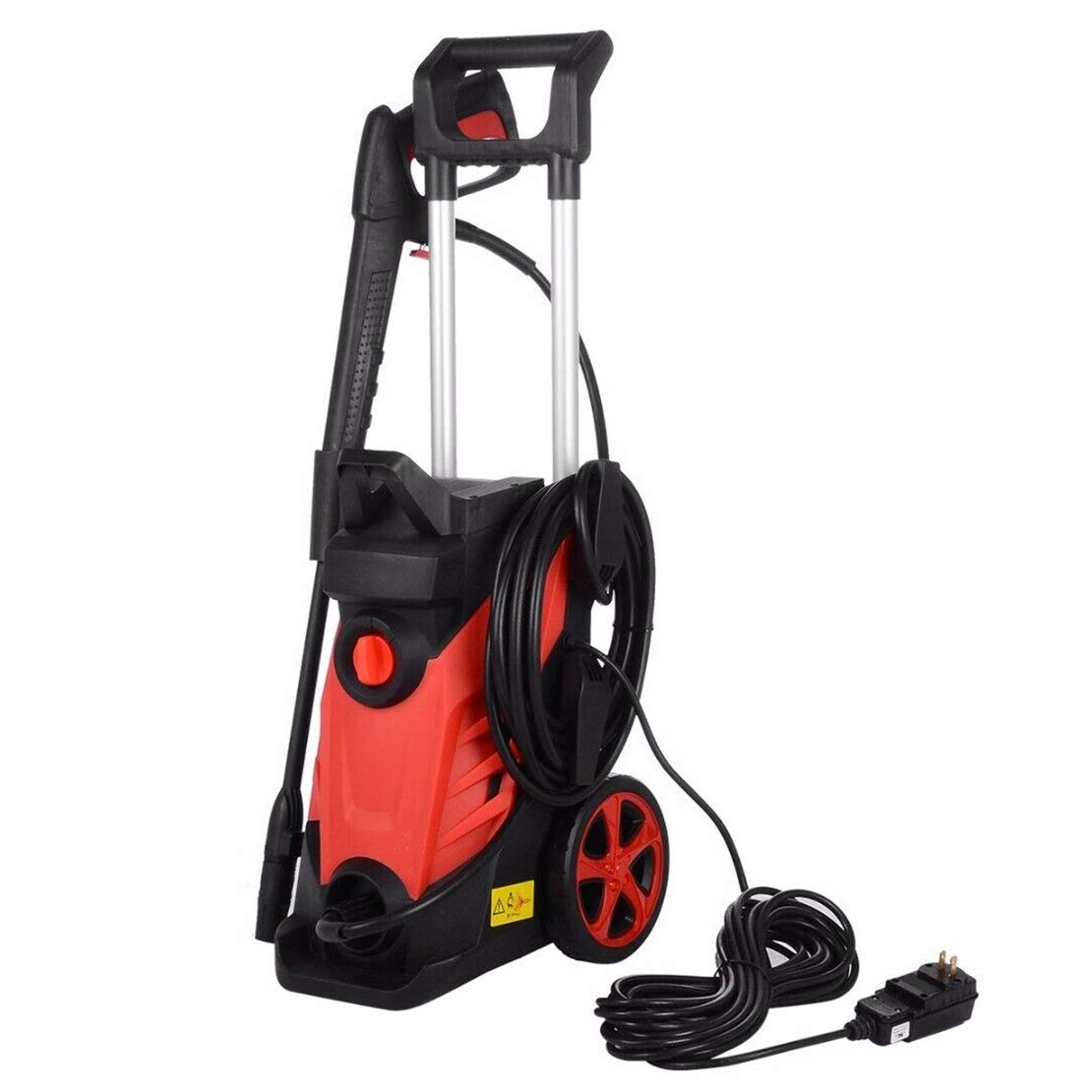 Cool furniture 2180PSI Water Electric Pressure Washer Kit 2.9 GPM Power W/Hose Detergent US by Cool furniture