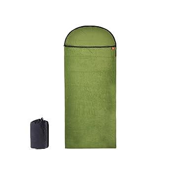 Naturehike cómodo Micro forro polar térmica adultos saco de dormir en verano/maletero en invierno