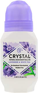 product image for Crystal Roll On Deodorant Lavender and White Tea -- 2.25 fl oz