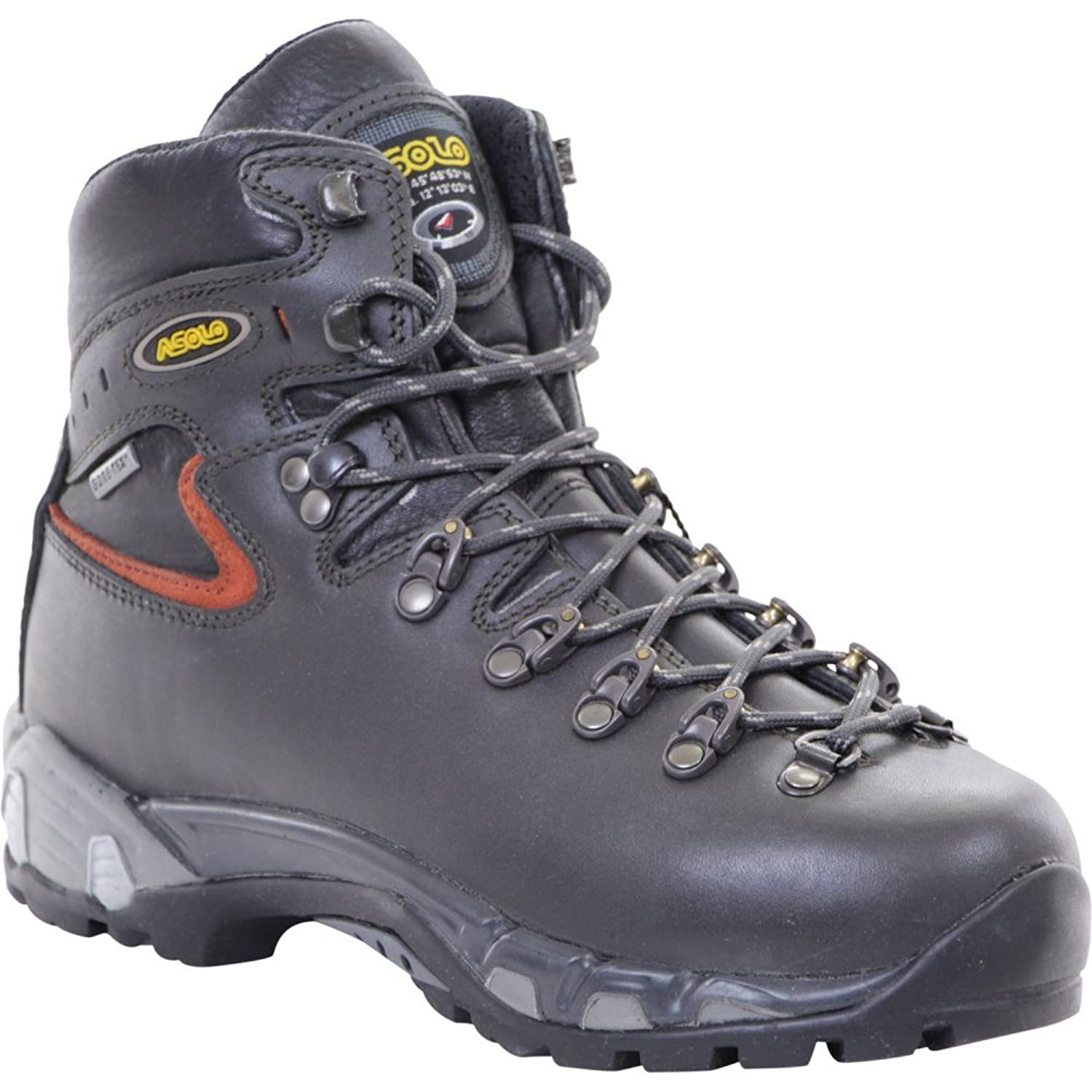 0M2201_450 Asolo Women's Power Matic 200 Hiking Boots - Graphite