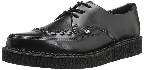 Pointed Creeper - Zapatillas unisex, color Black, talla 40 T.U.K.