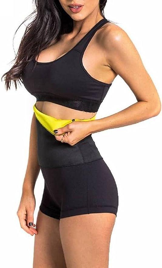 179e586bb6 Saundarya Shapewear s Neoprene Tummy Trimmer Unisex Slimming Belt (Medium