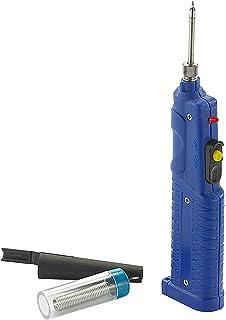 AGT - Soldador (funciona con batería, incluye hilo de estaño)