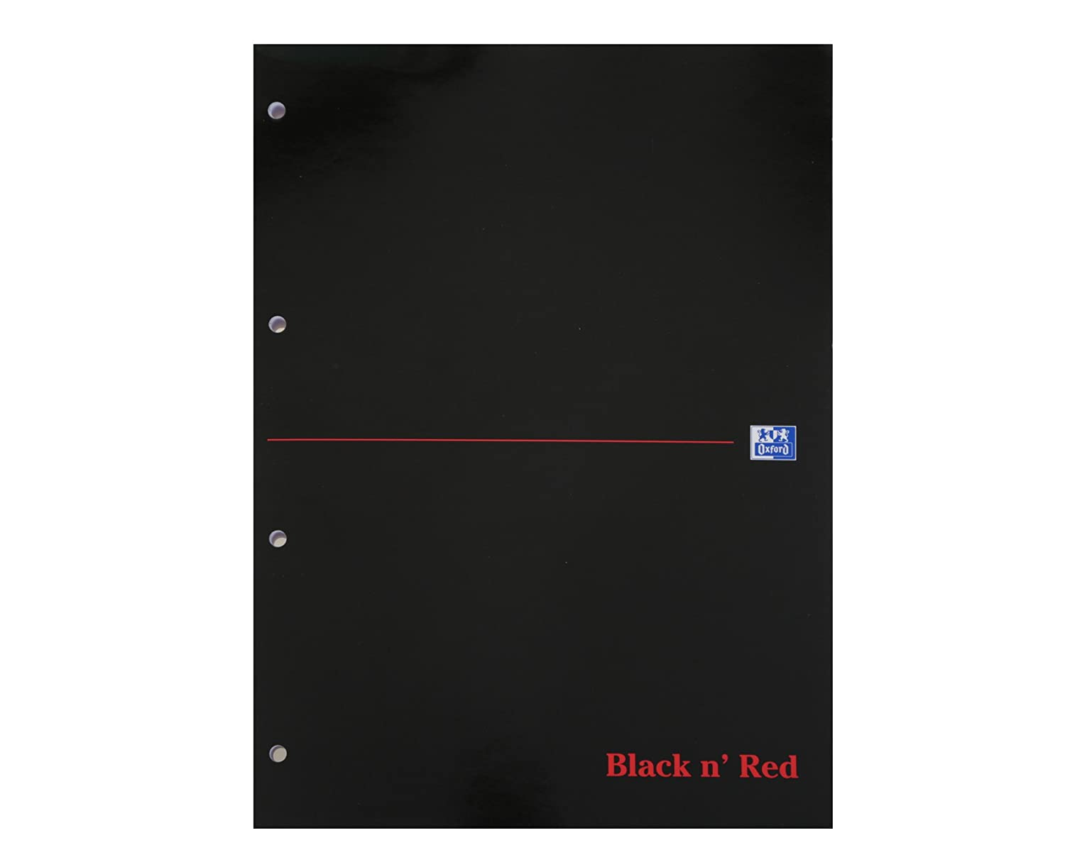 Black n 'Red A4 Oxford Refill Pad mit 300 Seiten Hamelin Brands 400051565