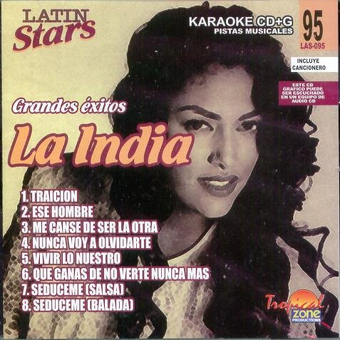 Karaoke Latin Stars by RYQZ