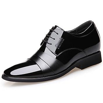 cce1d4140586 MHSXN Mens Lace-ups Büro Derby Schuhe Herren Spitz Oxfords Kleid ...