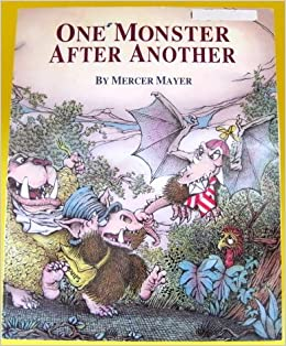 Book One Monster After Another by Mercer Mayer (1993-05-07)