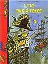 L'Île aux pirates par Alméras