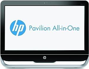 HP Pavilion 23-1016 23-inch Desktop (AMD A6-5400K 3.6 GHz 4 GB LCD Windows 7 Home Premium 64 bits)