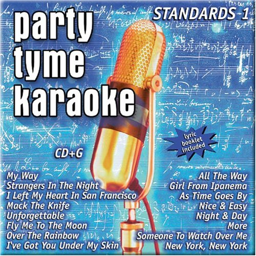 Standards Karaoke Cd - Party Tyme Karaoke: Standards
