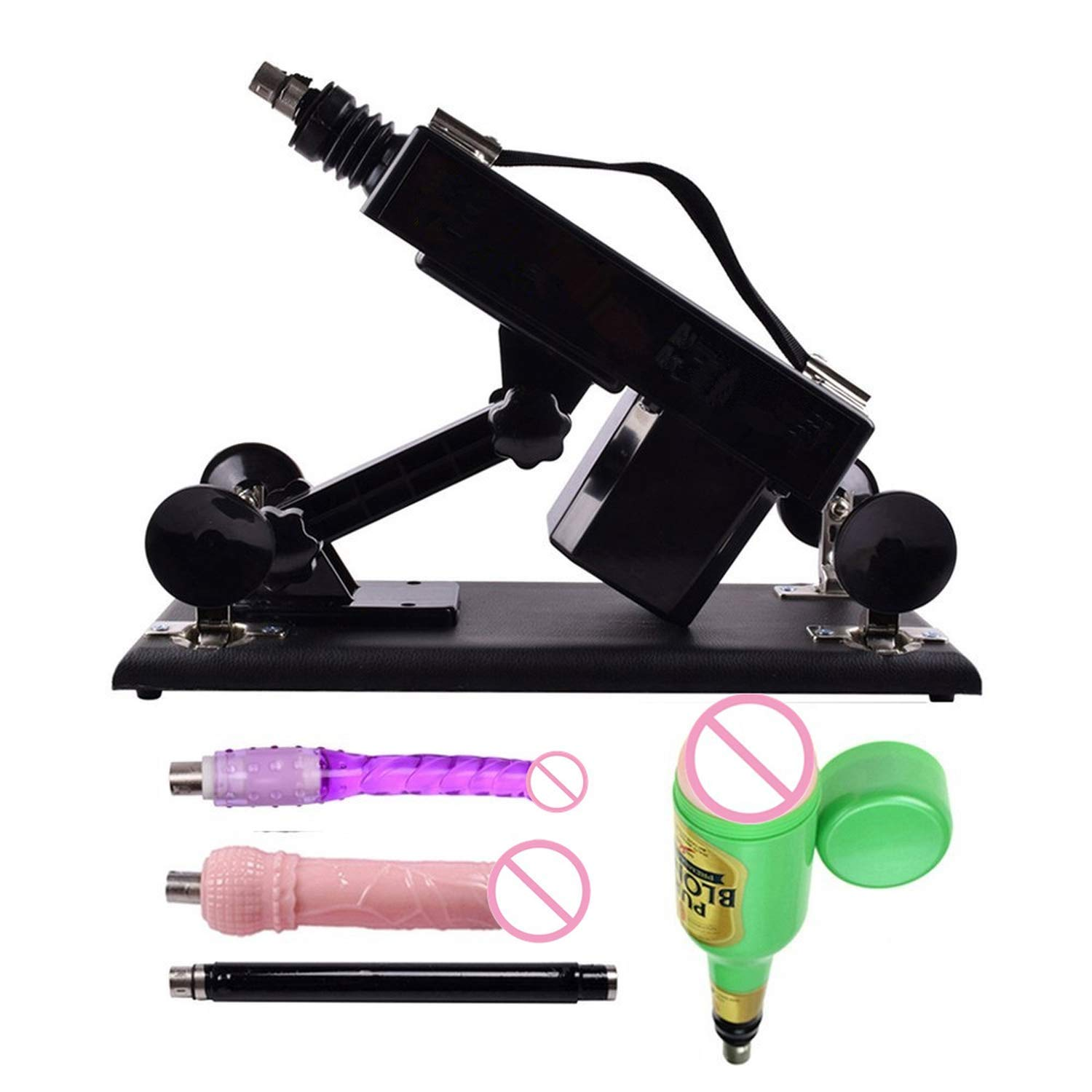 VKSJD Tshirt Vibrater Women S-ex Machine for Women and Men Masturbation Automatic Retractable Thrusting Speed Machine with Vagina Cup and P-Enis Adlut S-ex to-y