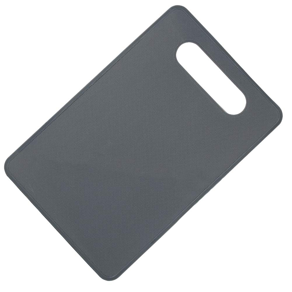 BrawljRORty Kitchen Tools, Nonslip Plastic Chopping Board Food Cutting Block Mat Tool Kitchen Cook Supplies