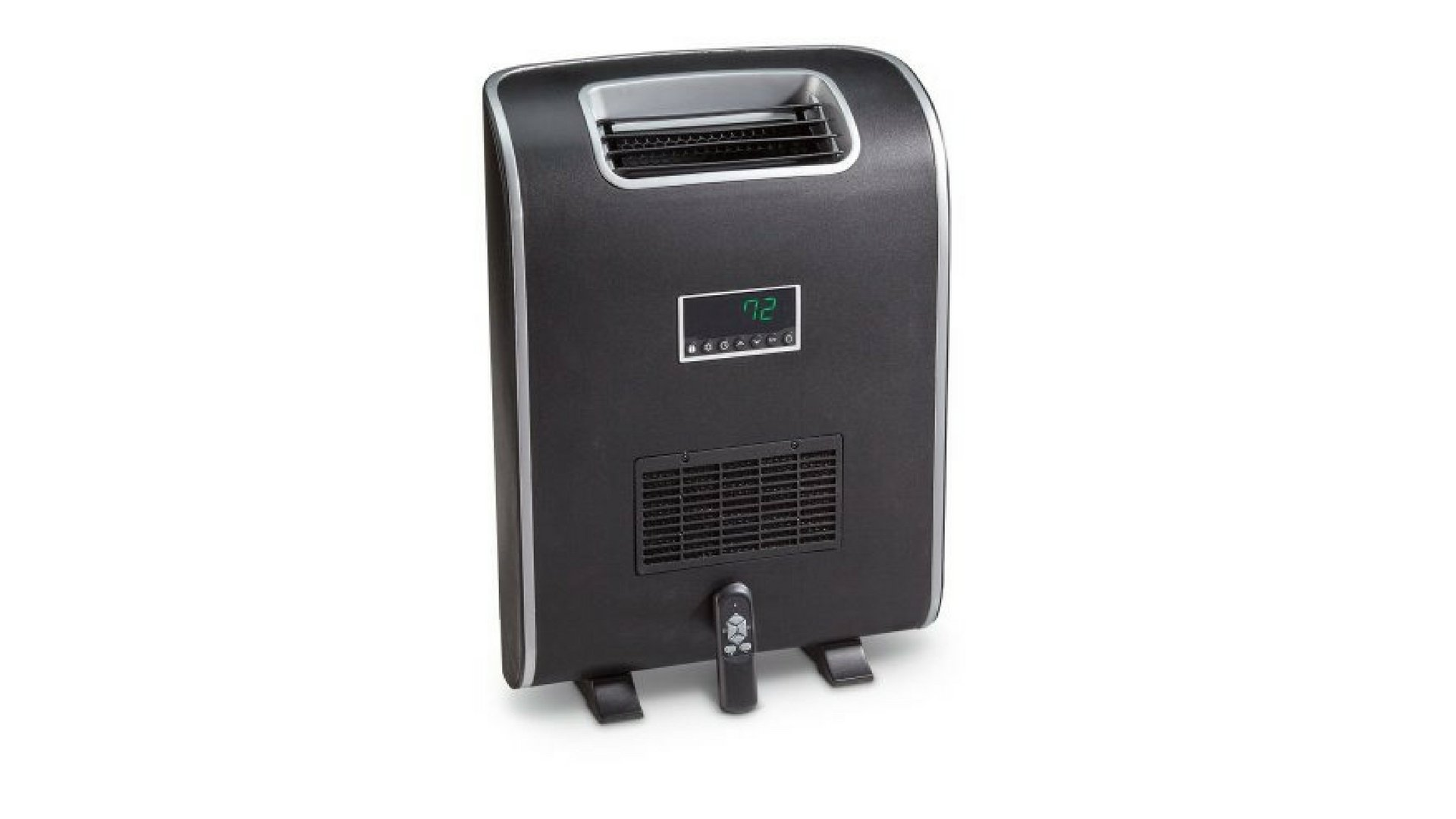 24'' 4 Element Infrared Quartz Heater with Smart Boost Instant Heat