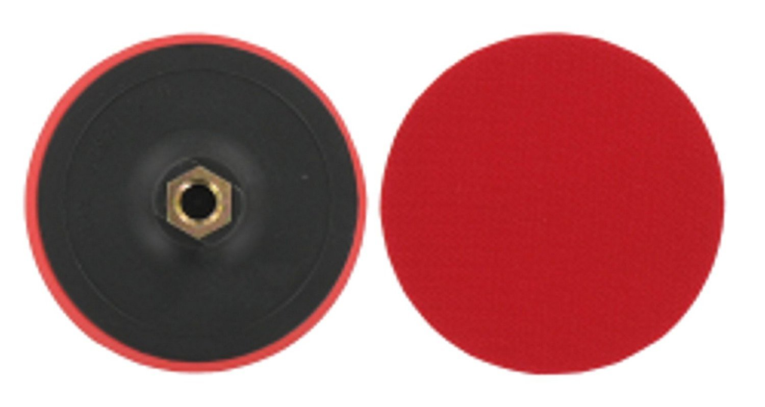 mandrel with M14 adapter for grinders and polishing machines 1 x Grinding plate selfadhesive 125mm incl