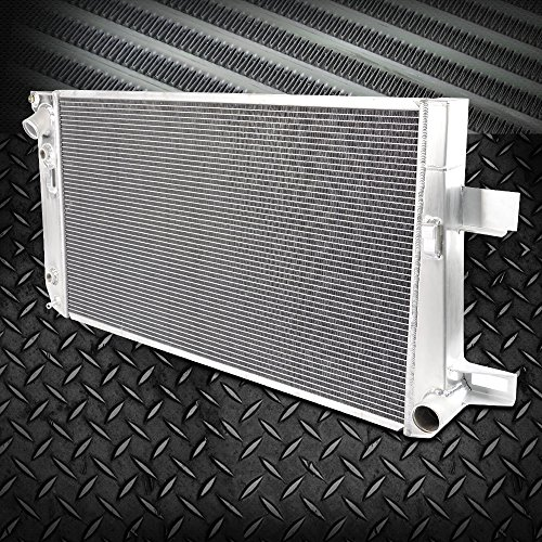 Chevy Silverado Used 2500 - Aluminum Performance Racing Radiator Replacement For 2001-2005 Chevy Silverado GMC Sierra 2500HD 3500HD Duramax 6.6L 02 03 04