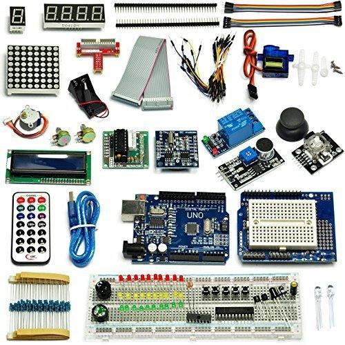 ultimate-uno-r3-starter-kit-for-arduino-1602-lcd-servo-motor-led-relay-rtc-ek8004