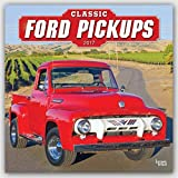 img - for Classic Ford Pickups 2017 Square book / textbook / text book