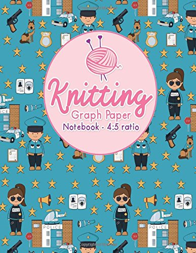 Knitting Graph Paper Notebook - 4:5 Ratio: Knitters Graph Paper Journal, Knitting Design Graph Paper, Blank Knitting Patterns Book, Asymmetric (Knitting Graph Paper Notebooks) (Volume 70) PDF