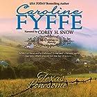 Texas Lonesome: McCutcheon Family Series, Book 8 Hörbuch von Caroline Fyffe Gesprochen von: Corey M. Snow