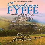 Texas Lonesome: McCutcheon Family Series, Book 8 | Caroline Fyffe
