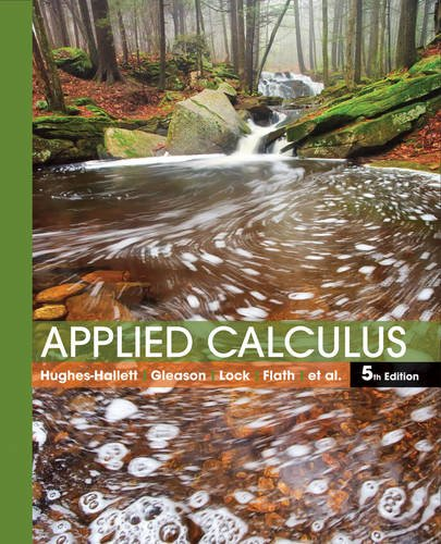 Applied Calculus cover